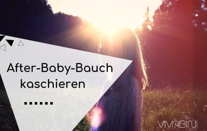 After-Baby-Bauch kaschieren Styling-Tipps