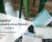 Naturkosmetik ohne Palmöl von Hopery