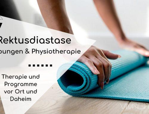 Rektusdiastase Übungen & Physiotherapie: Therapie-Möglichkeiten im Überblick