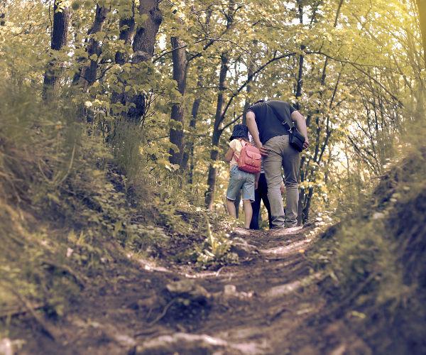 Spiele im Wald für Kinder