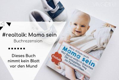 Buchrezension Mama sein von Nele Hillebrandt