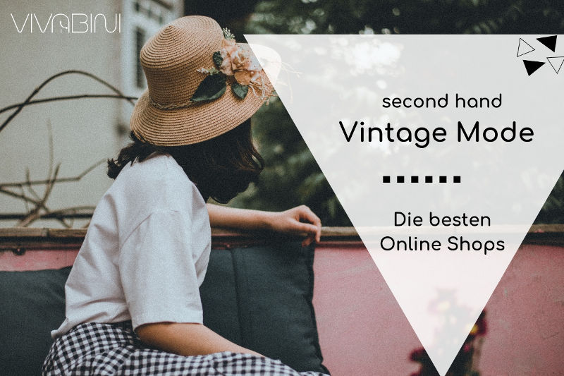 best service bebdb 5f353 Die besten second-hand Vintage online Shops | Vivabini