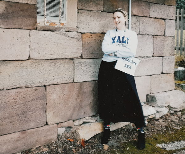 Instagram Aktion worn since von Oma Klara