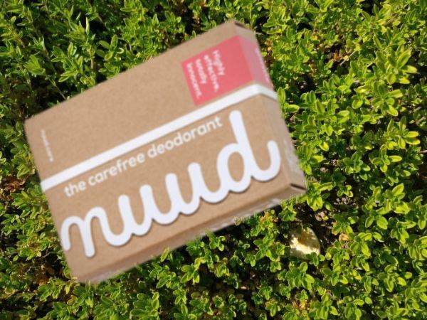 Nuud Deocreme kommt in recycelbarer Verpackung