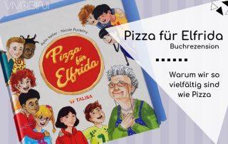 Buchrezension Pizza für Elfrida