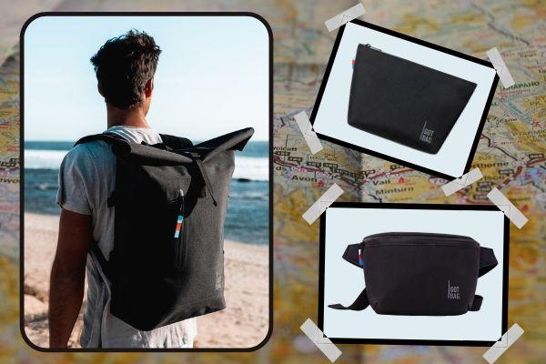 Taschen aus Meeresplastik von GotBag