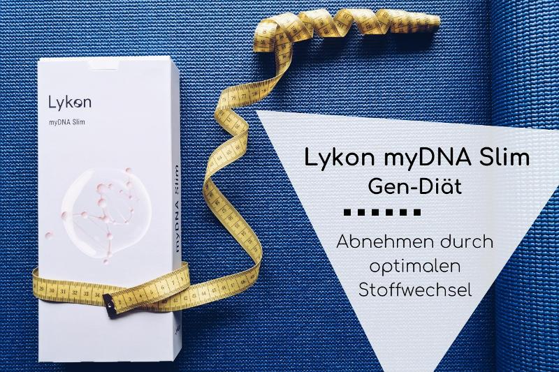 Lykon myDNA Slim Gen-Diät