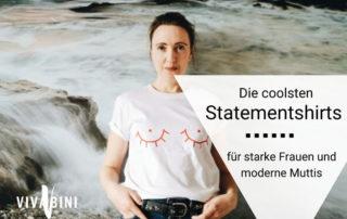 Die coolsten Statementshirts für starke Frauen und moderne Mütter