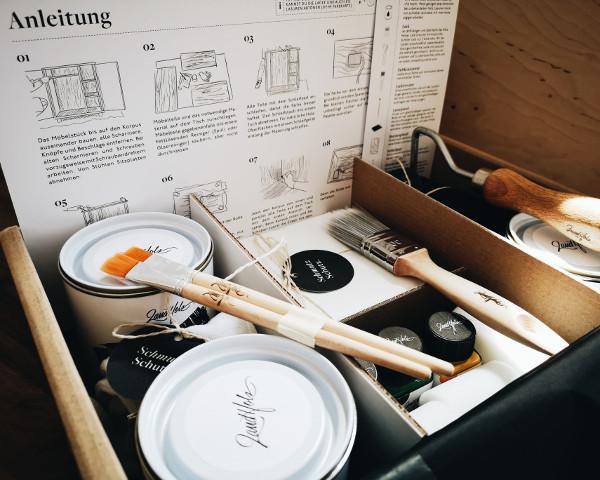 Möbel DIY Upcycling Set von Landholz