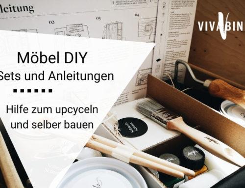 Möbel DIY-Sets – mit diesen Helfern bekommen es auch Talentbefreite hin