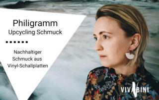 Philigramm Upcycling Schmuck