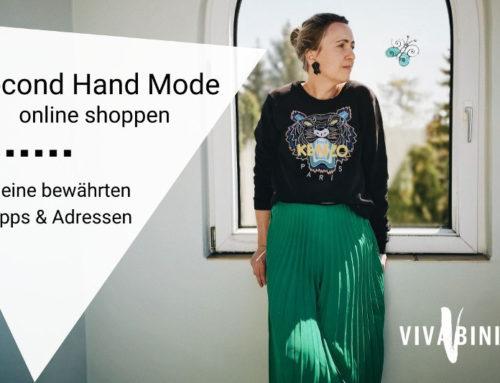 Gebrauchte Kleidung online kaufen: Meine bewährten Tipps und Shops