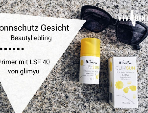 Mein Sommer-Beautyfavorit: der Sonnenschutz-Primer von glimyu