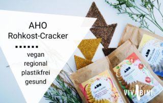 Vorstellung AHO Rohkost-Cracker