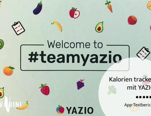 YAZIO Erfahrung – Die beste Kalorienzähler-App