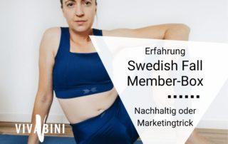 Swedish Fall Member Box Erfahrung