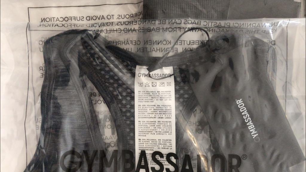 Gymbassador - nachhaltiges Verpackungsmaterial