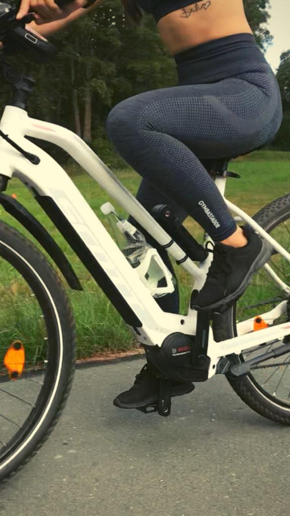 Gymbassador Test Fahrradfahren