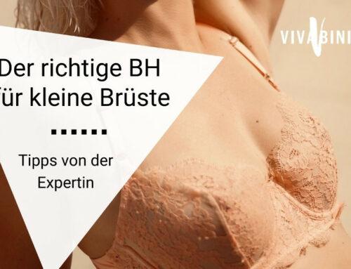 Der richtige BH für die kleine Brust: Tipps von der Expertin