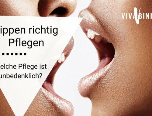 Lippen pflegen – so machst du es richtig!