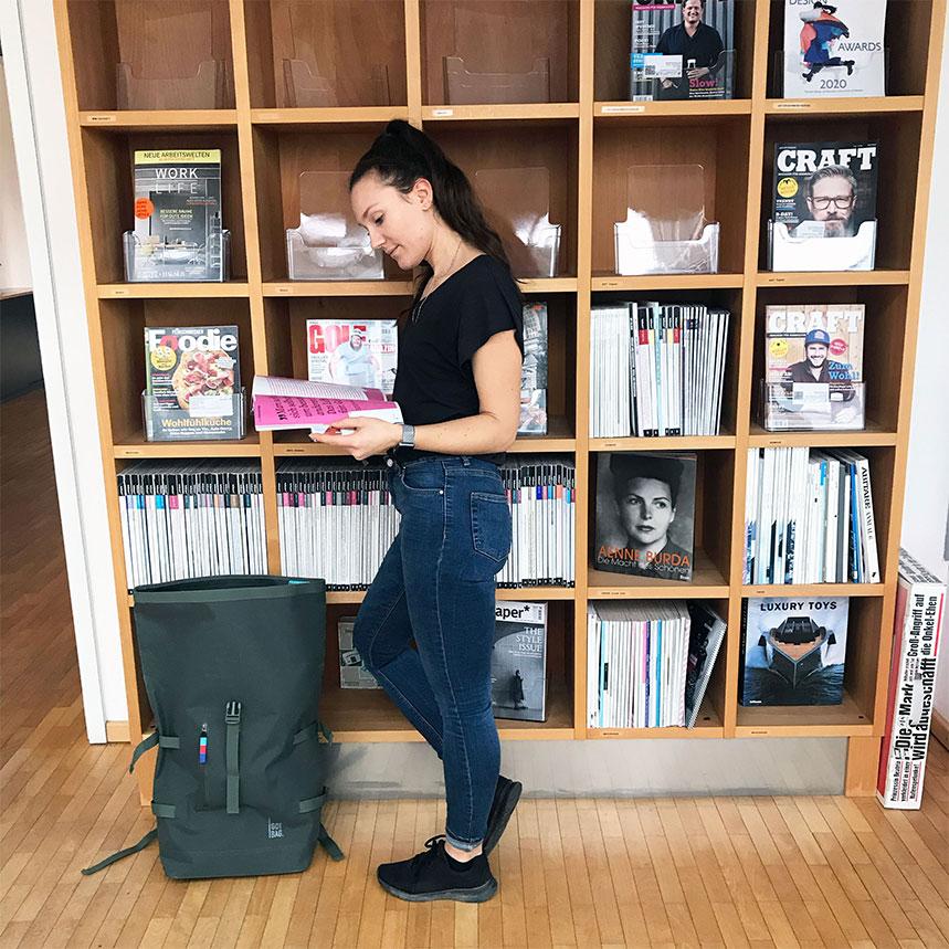 Mobiles Arbeiten im mobilen Büro – die Musst-haves im Rucksack