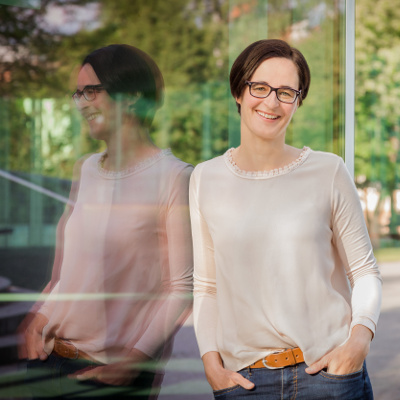 Resilienzberaterin Tanja Bächmann
