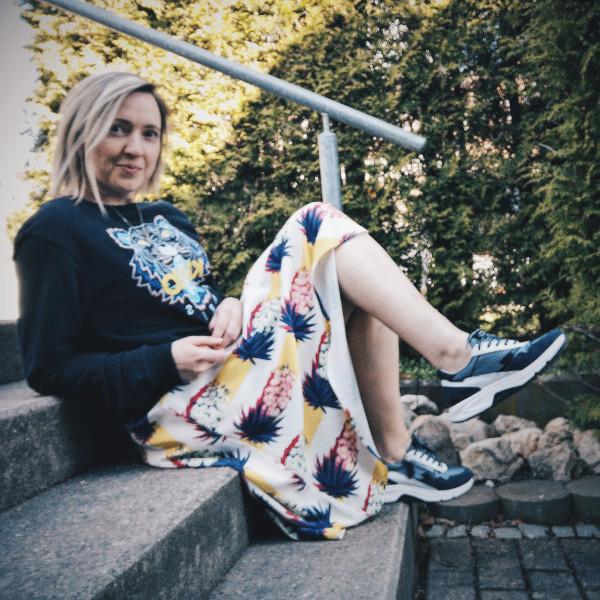 Rollingsoft Sneaker Outfit