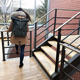 Gotbag Rucksack als mobiles Büro