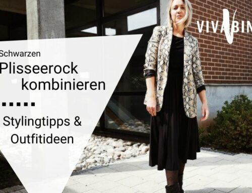 How to Plisseerock: So gestylt schaut dein Outfit immer lässig aus