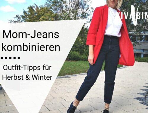 Mom-Jeans Trend: So kombinierts du stylische Outfits im Herbst & Winter